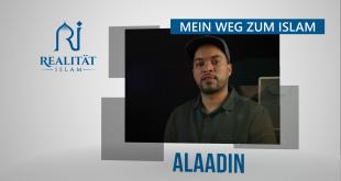 """Mein Weg zum Islam"" – Bruder Alaadin"