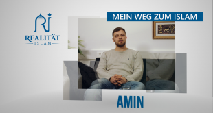 """Mein Weg zum Islam"" – Bruder Amin"