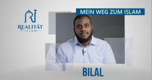 """Mein Weg zum Islam"" – Bruder Bilal"