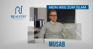 """Mein Weg zum Islam"" – Bruder Musab"