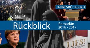 Rückblick – Ramadan 2016 – 2017