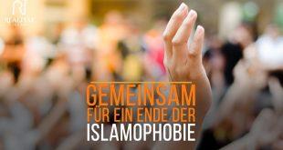 Gemeinsam für ein Ende der Islamophobie